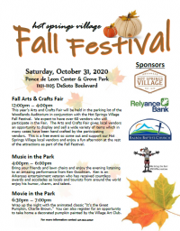 Hot Springs Village Fall Festival