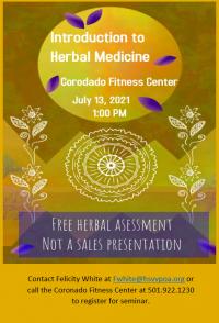 Herbal Medicine Seminar