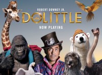 Drive In Movie at Cortez Golf Course - DOLITTLE